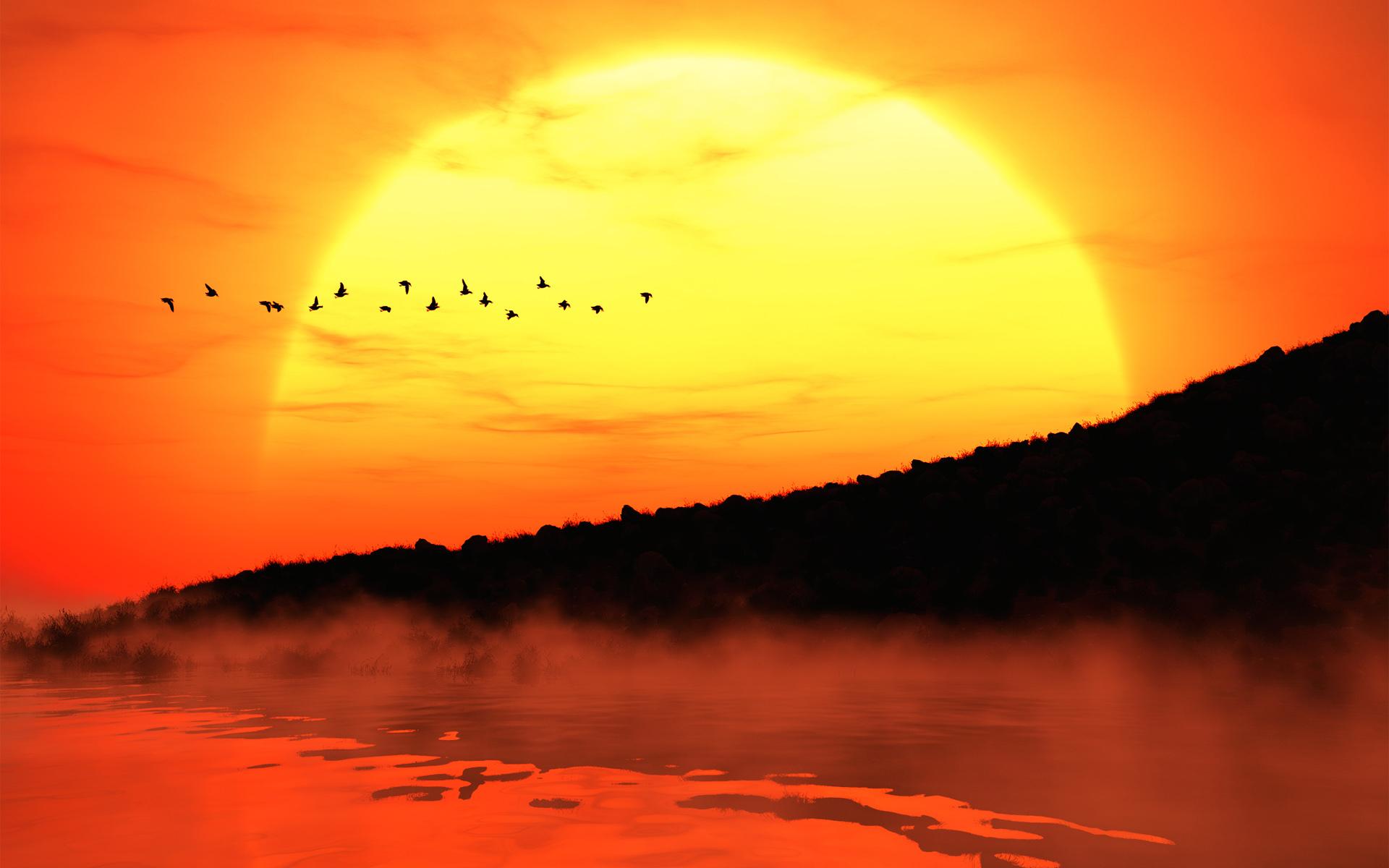 Juntos crearemos un nuevo amanecer
